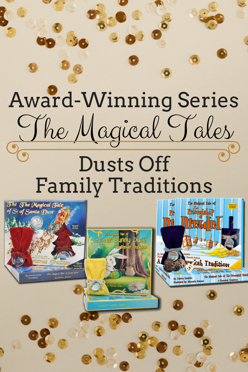 Award winning series the magical tales dusts off family traditions sharing magical tales to answer questions for little learners the award winning series come beautifully packaged in a keepsake box containing the magical kristyandbryce Image collections