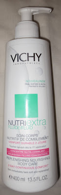 Vichy Nutriextra Fluid Replenishing Nourishing Body Care