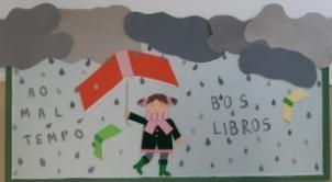 Ao mal tempo... bos libros
