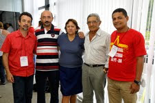 Reunião Diretório Estadual PT/RN