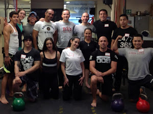 Kettlebell Cert Mexico City