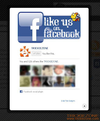 Awesome jQuery Popup Facebook Like Box (V5)