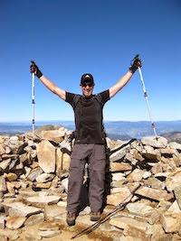 Climbing High Peaks