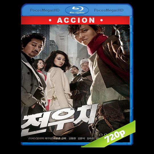 Jeon Woo Chi (2009) BrRip 720p Koreano AC3 5.1+subs