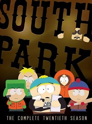 South Park - 20ª Temporada Desenhos Torrent Download onde eu baixo
