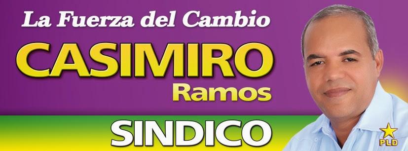 CASIMIRO RAMOS; SINDICO