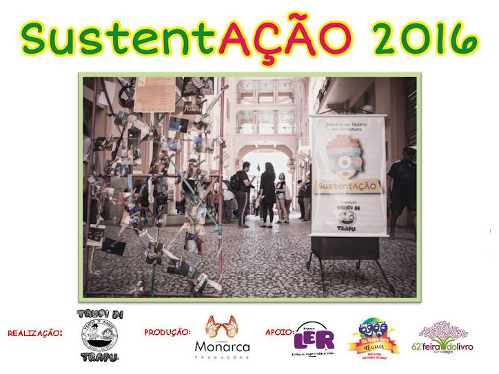 SustentAÇÃO Mostra de Teatro Miniatura de Porto Alegre