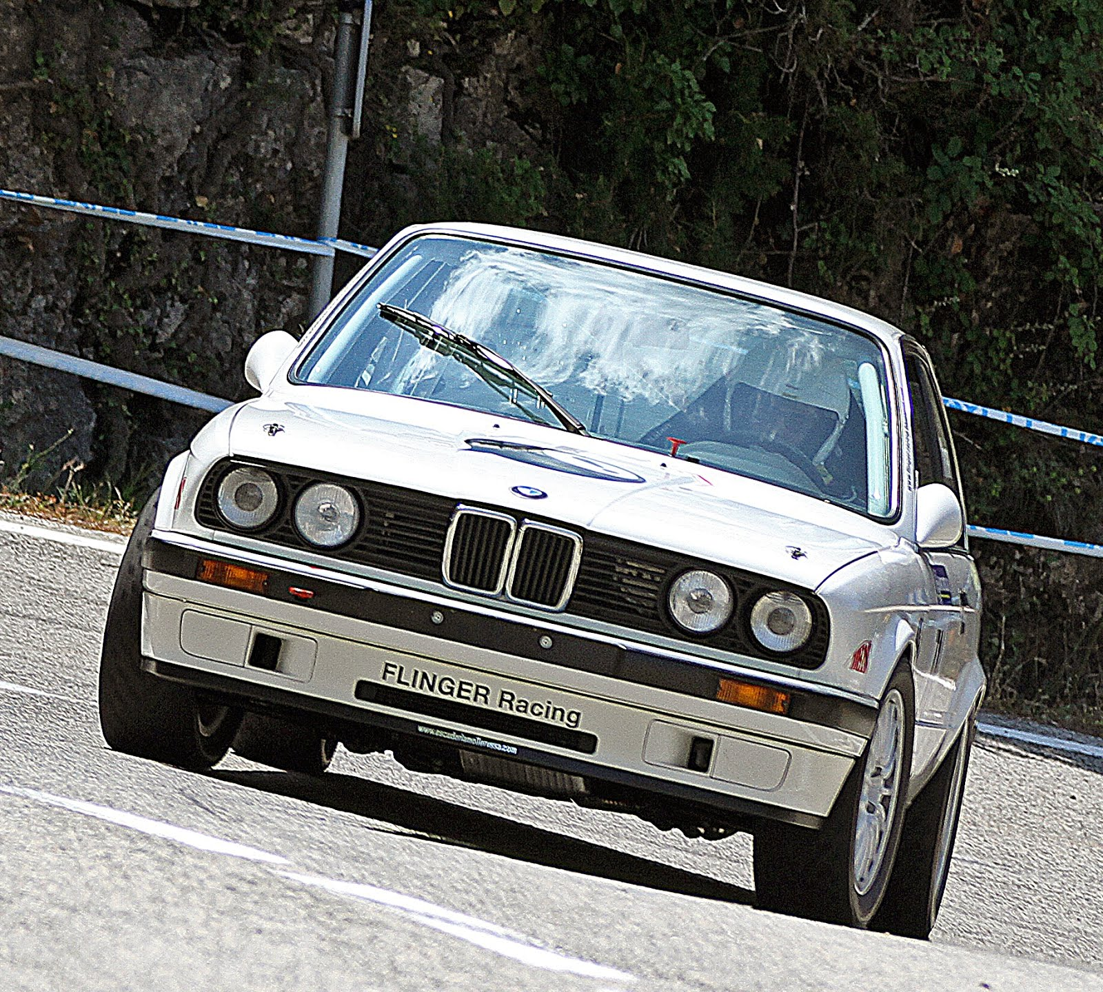 Vehicle:                          BMW 325i E30 Gr. H