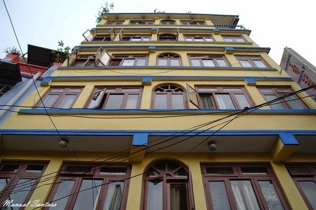 Kathmandu, Shree Tibet Family Guest House