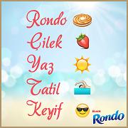 rondo cümle tamamlama kampanyası