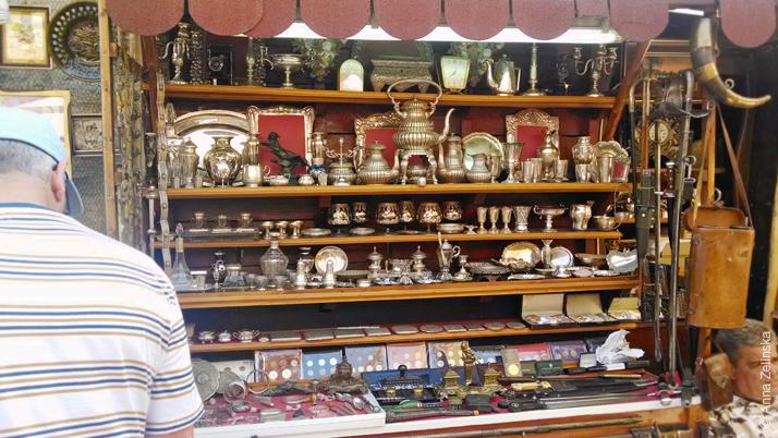 Антикварные сувениры, Будва, Черногория
