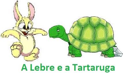 A Lebre e a Tartaruga Lebre+e+a+tartaruga