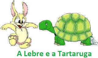 A Lebre e a Tartaruga - Histórias para crianças