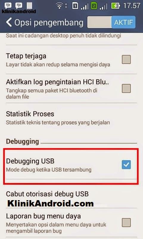 Cara Mudah Root Asus Zenfone 4 Kitkat Menggunakan PC