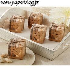 Cadeau pour un mariage pas cher