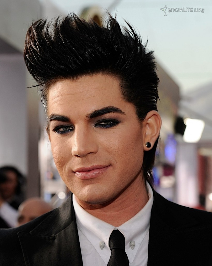 Adam Lambert Hairstyle Men Hairstyles Men Hair Styles