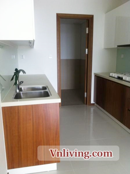 Thao Dien Pearl Apartment 2 Bedrooms For Rent Unfurniture  at Block A