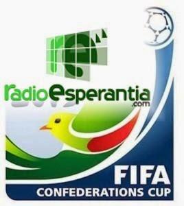 Radio Esperantia en la Copa Confederaciones Brasil 2013