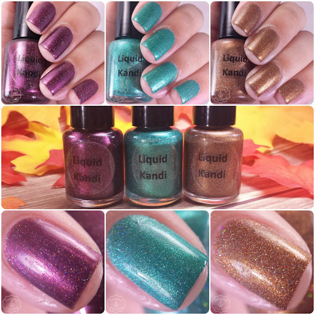 Liquid Kandi - Sweater Weather Fall 2015 (Partial) Collection