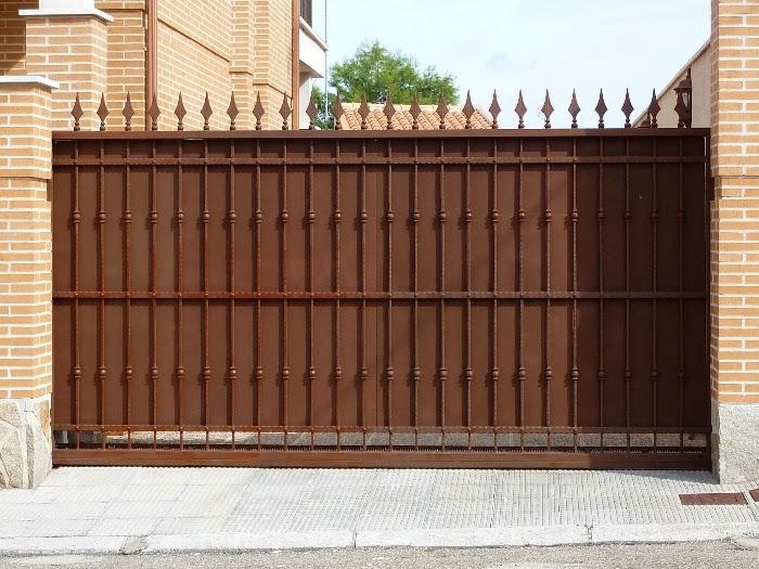 Cerrajer a cedave puertas correderas y abatibles - Puertas correderas abatibles ...