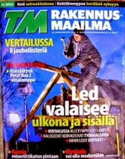 TM RAKENNUSMAAILMA 11/2014