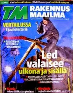 TM RAKENNUSMAAILMA 11/2014
