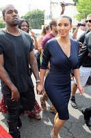 kanye west dating kim kardashian