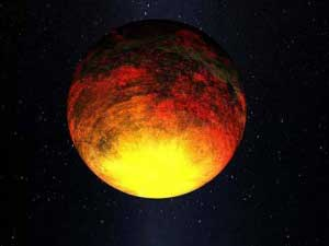 Planet Kepler-10b