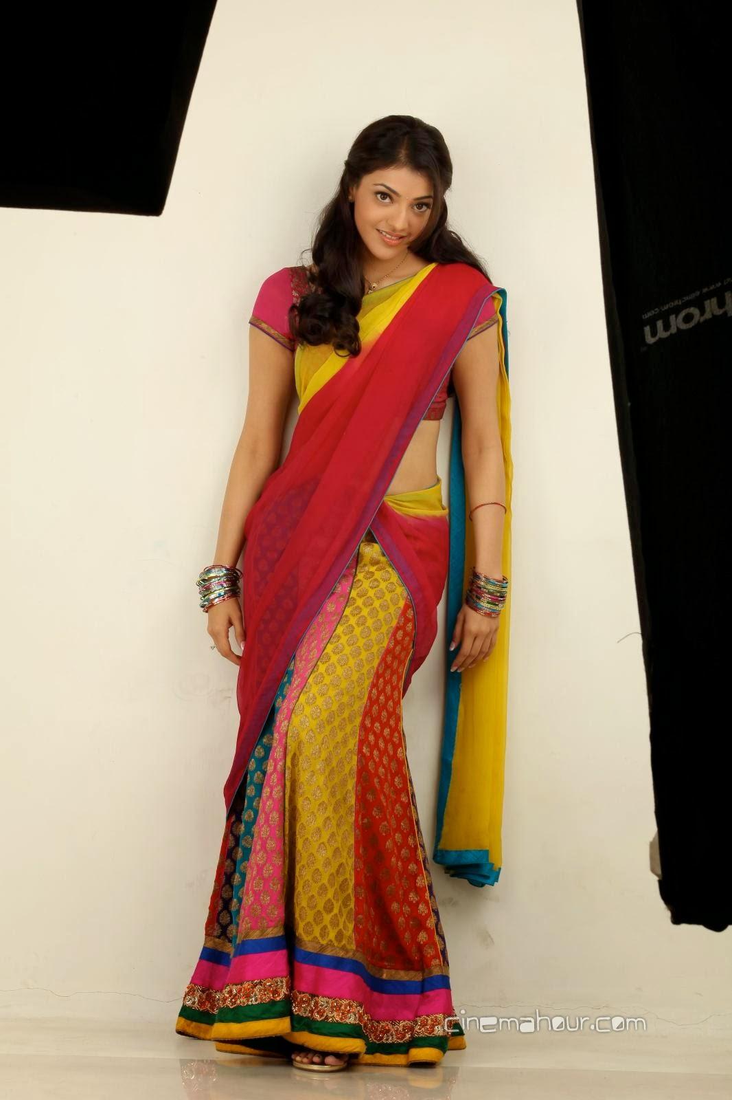 mehandi designs world kajol beauty in half saree