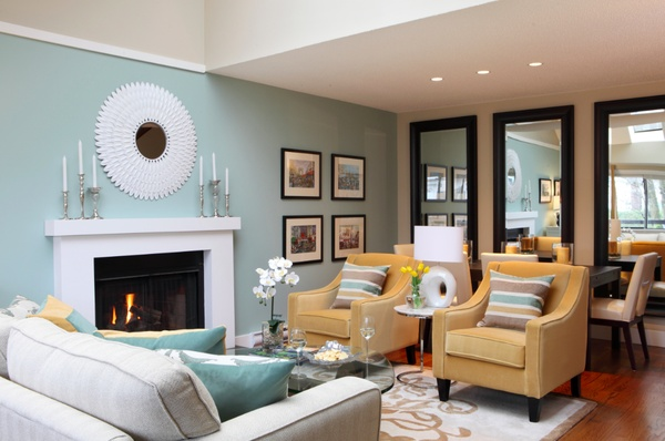 Small Living Room Decorating Ideas 2012 designing home: 10 tips for decorating a small living room