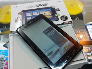 Tablet Venera Cloud Tab 6 yang Bisa Nelpon dan SMS