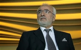 Έντονα προβληματισμένος από τη νέα ήττα του ΠΑΟΚ ο Σαββίδης