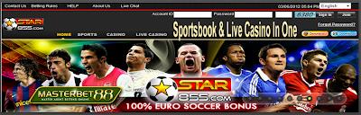 Masterbet88 Grand Opening Promo Bonus 50% Sportsbook dan Casino Online