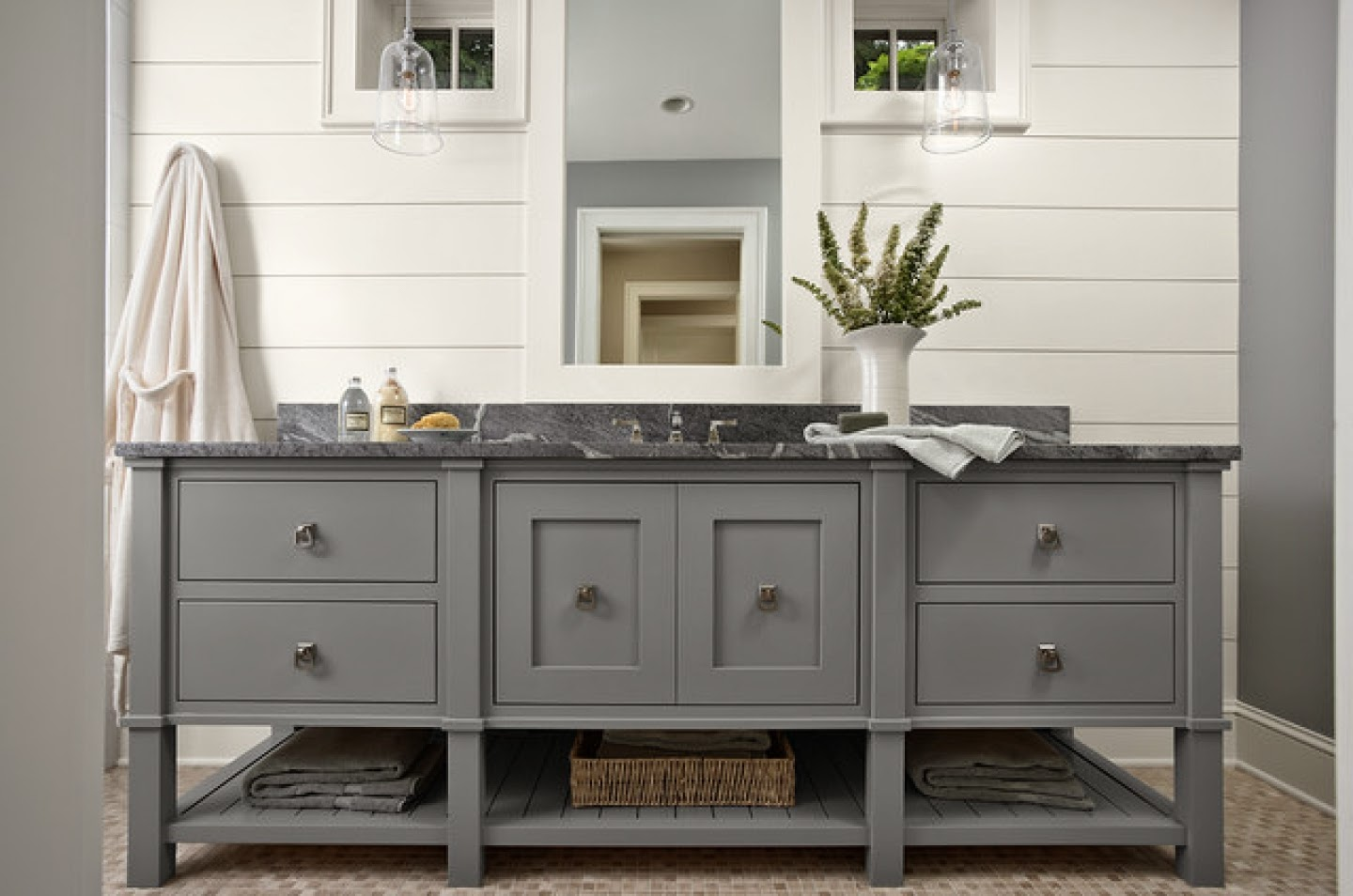 Newport beach interior designer skd studios shows off amazing bathroom vanities and sinks skd Design bathroom vanity cabinets