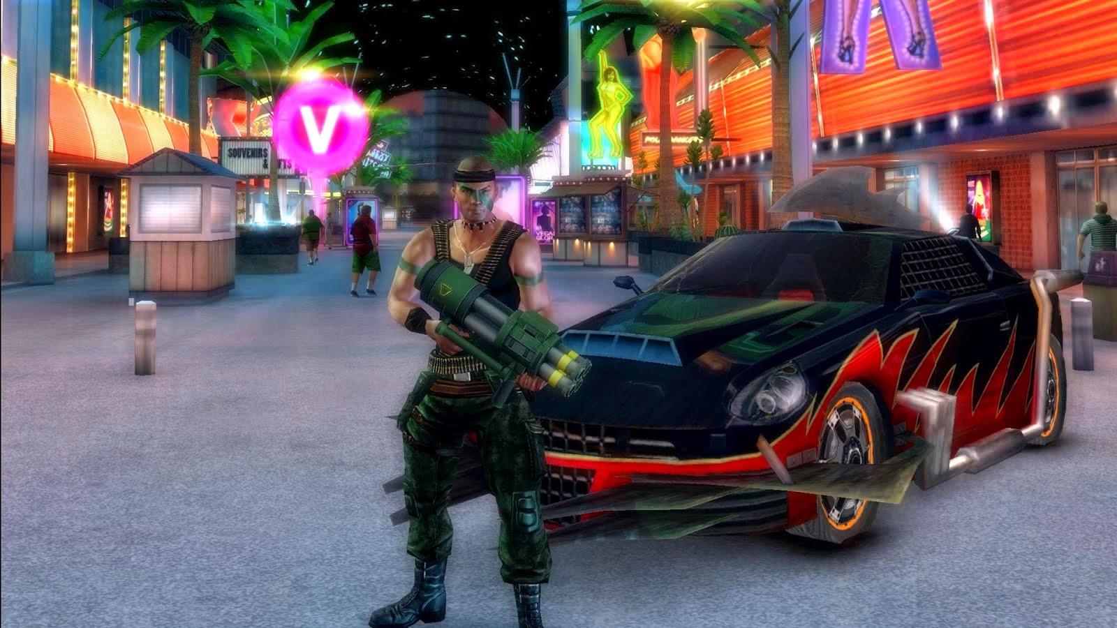 Gangstar Vegas | New Guns & Weapons | F4P