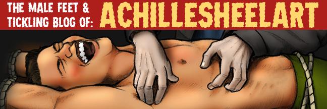 Achilles Heel Art