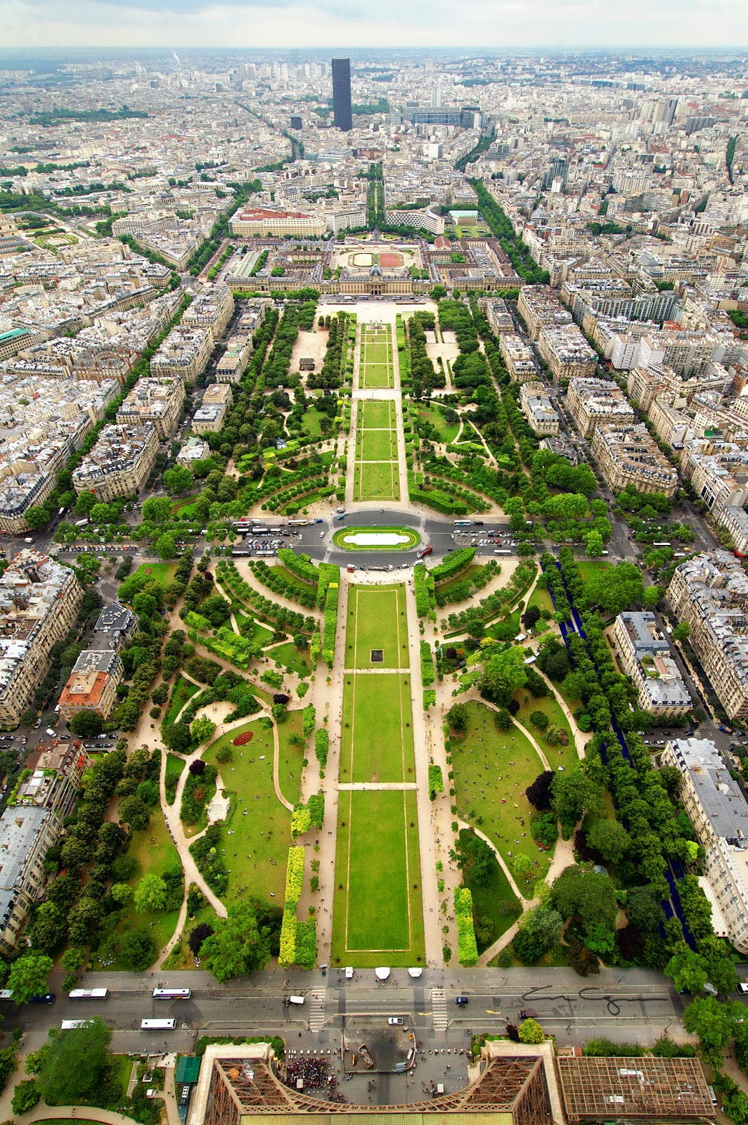 Canal Tour Paris France