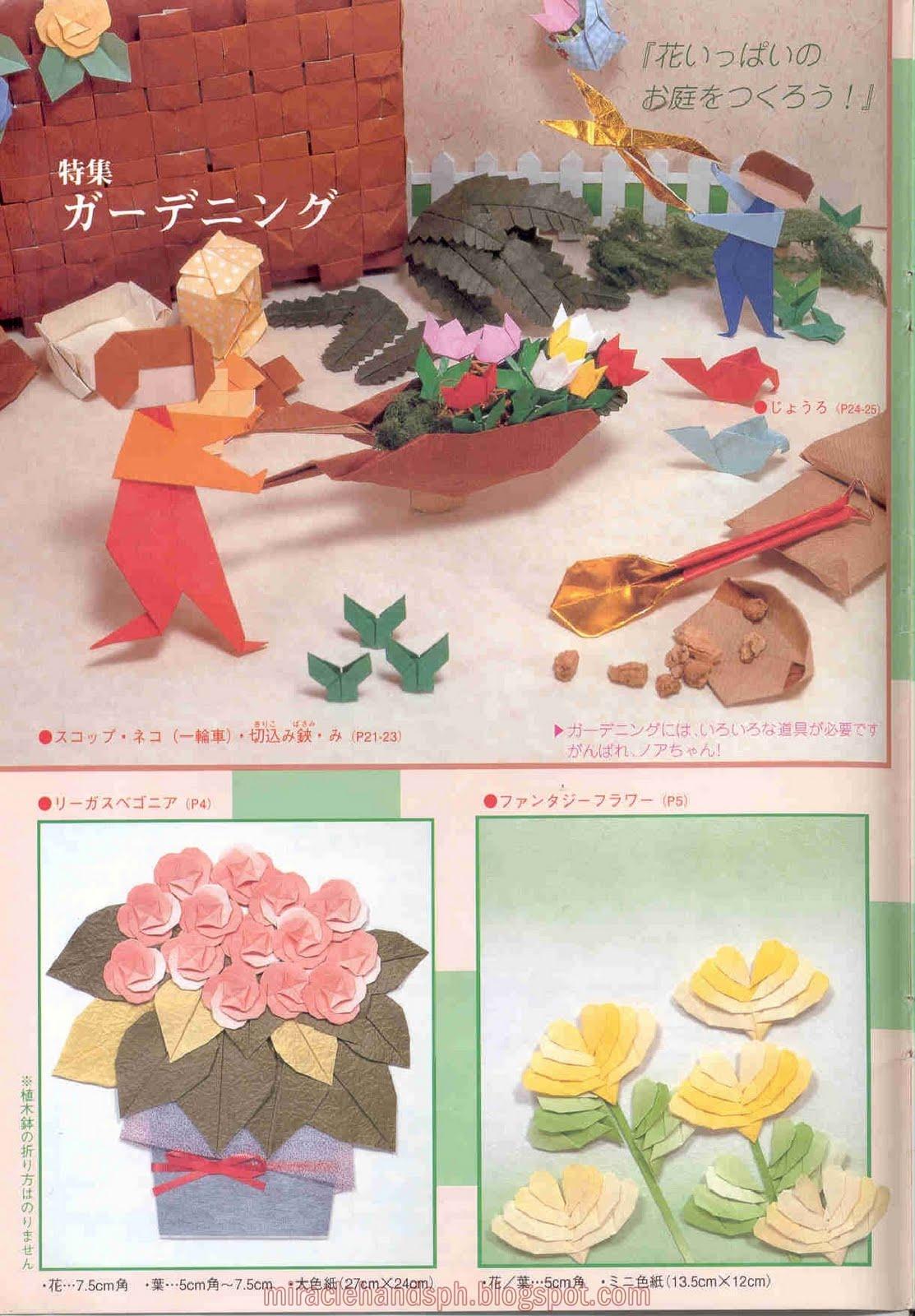 Origami flowers pdf free tcjrcoranpartners origami flowers pdf free mightylinksfo