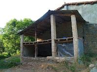 Annexe destinats a corts i graner al Molí de Perenoguera
