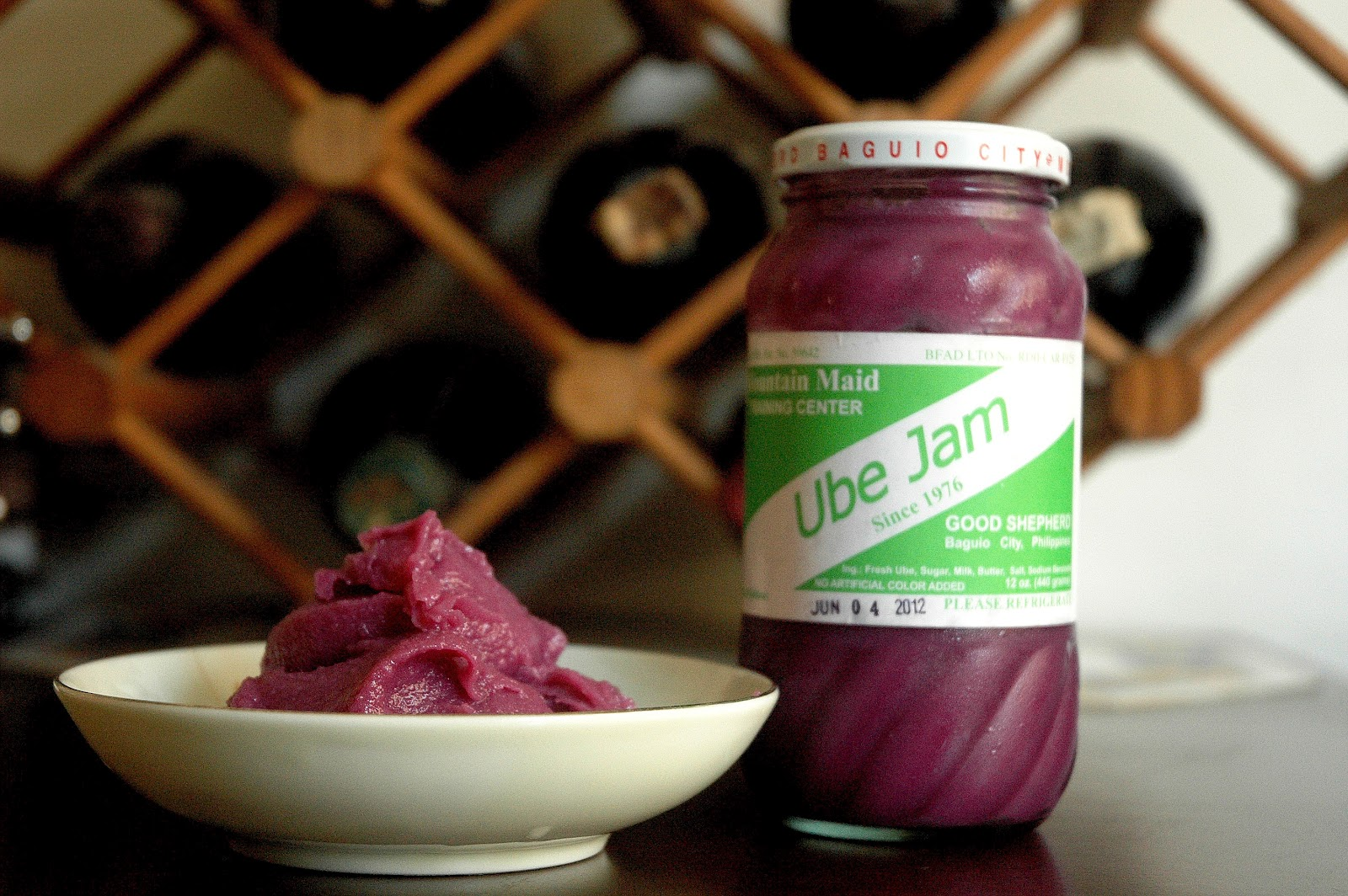 ube halaya purple jam