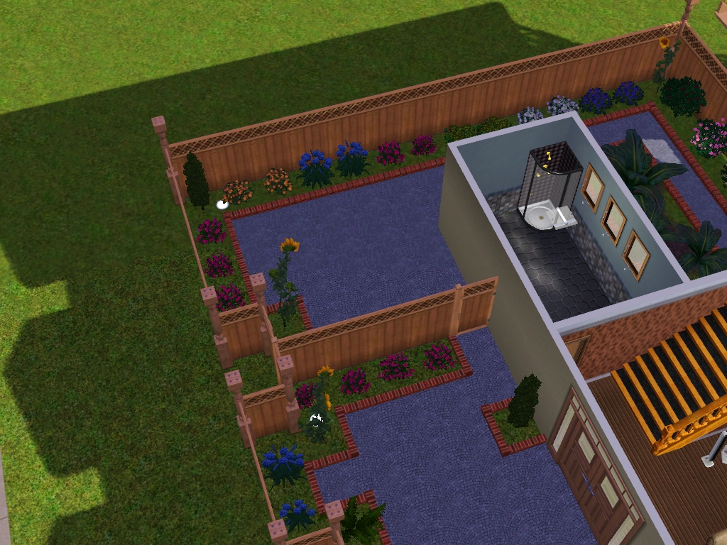 Freedom~ & Ceritanya\u0027 desain Rumah The Sims 3 gue._.v   Freedom~