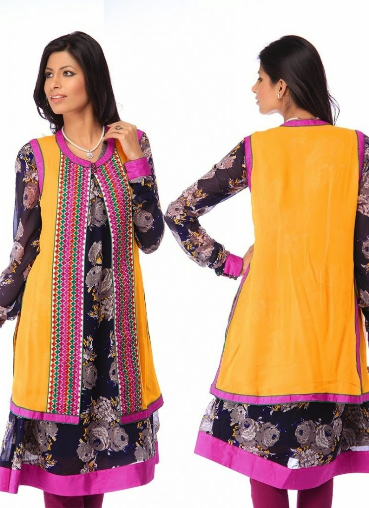 Cbazaar Indian Kurti Collection 2015