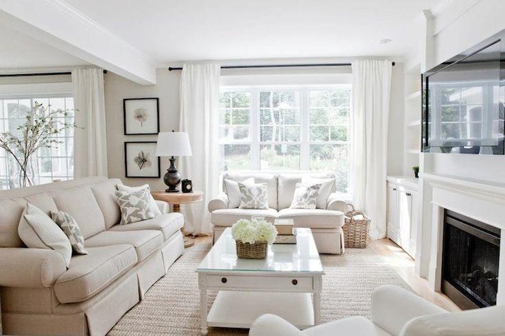 El blog de demarques 10 calidos salones con chimenea - Salon con chimenea ...