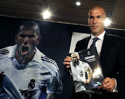 Zidane's biography