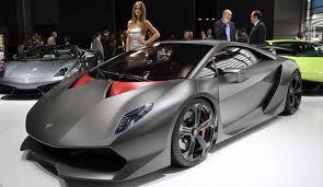 Lamborghini Sesto Elemento si Mobil Mewah Berharga Rp 24,7 Triliun