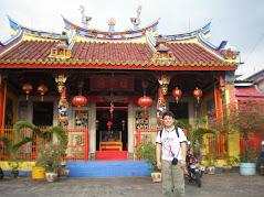 Klenteng Zhen Ling Gong - Jogya