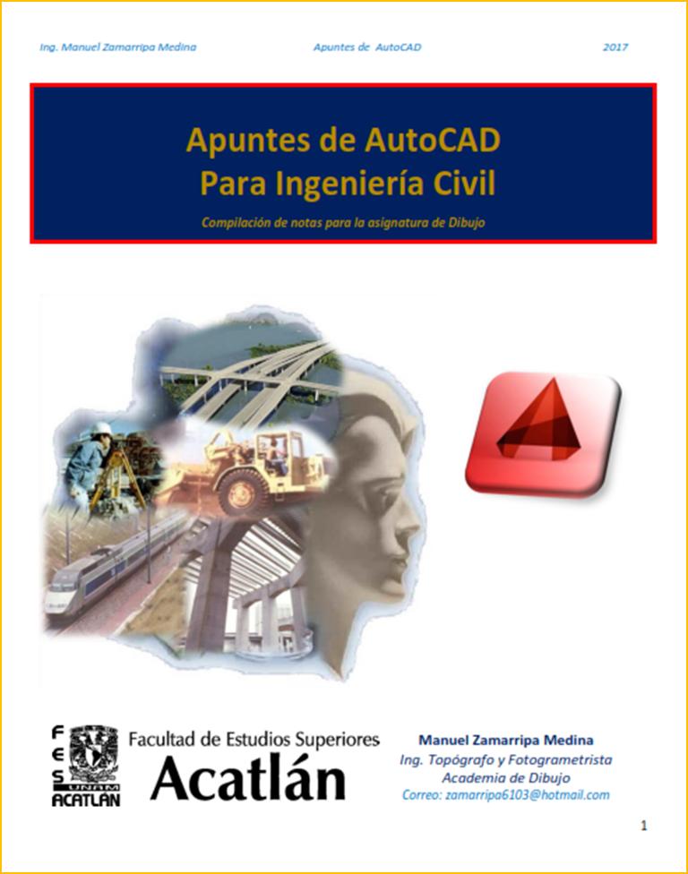 Apuntes de AutoCAD