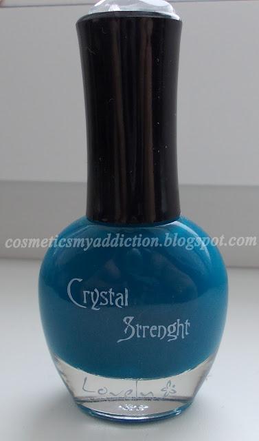 Lovely, Crystal Strength - Supertrwały lakier o wysokim połysku nr 327