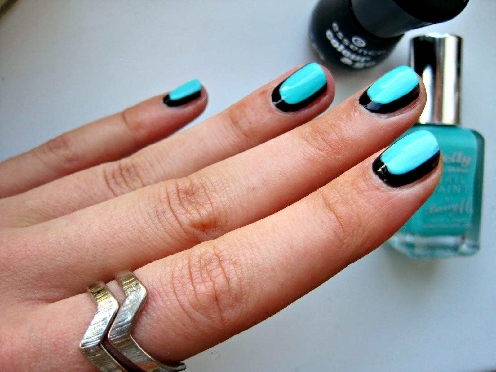 The Treasure Chest: Fashion Week Nails