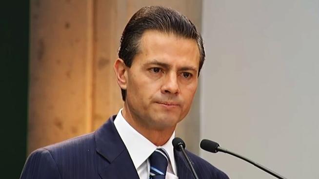 Enrique Peña Nieto, presidente de México en conferencia | Ximinia